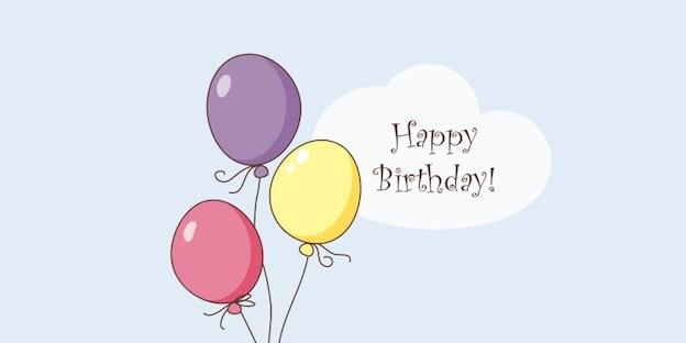 Brief Für Oma Zum Geburtstag : Geburtstagswünsche beliebte glückwünsche zum geburtstag