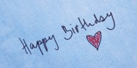 Geburtstagsgedichte und Zitate