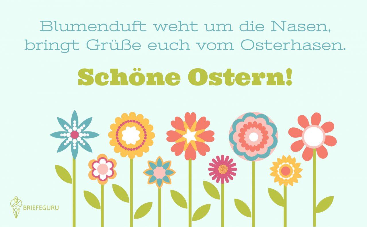 Ostergrüße Und Beliebte Osterwünsche Ostern 2019