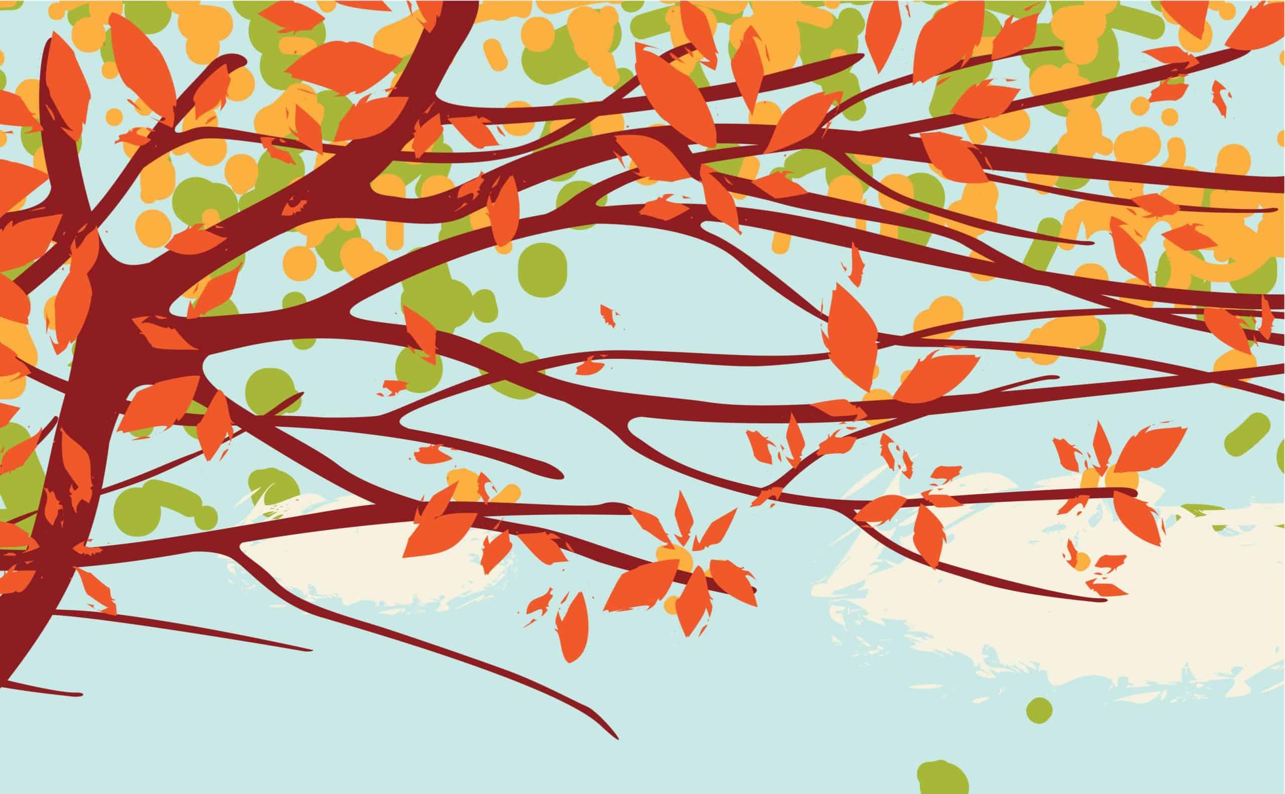 Herbstgedichte Jahreszeiten Briefeguru