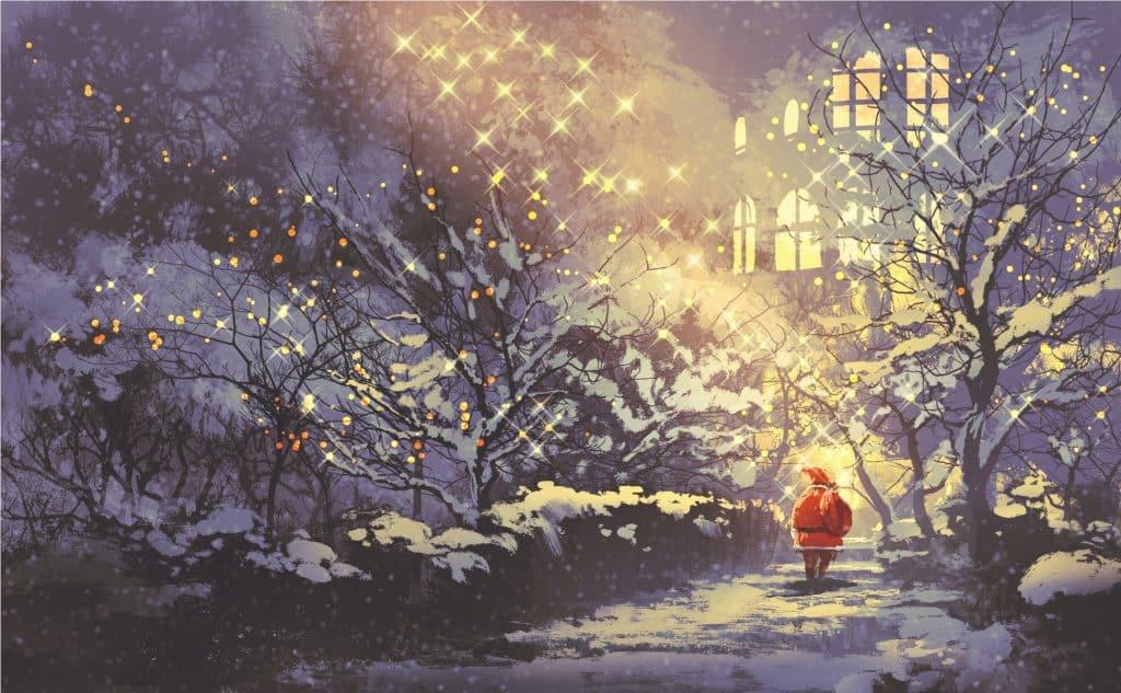 Storm Weihnachtsgedichte.Knecht Ruprecht Weihnachtsgedichte Für Kinder Briefeguru