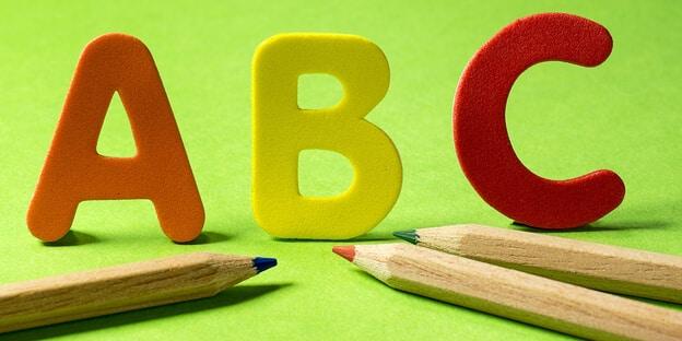 ABC / Schreiben lernen